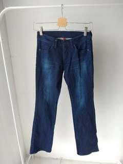 Uniqlo Bootcut Jeans