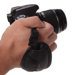 Wrist Strap Camera Hand Grip For SLR DSLR
