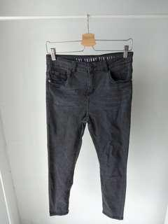 Cotton On Faded Black Skinny Jeans