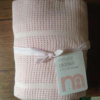 Mothercare Blanket Cot Bed