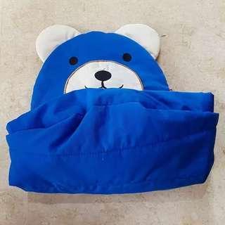 Gendongan Samping Bayi/ Baby Carrier Topi Bear