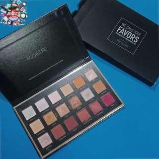 Focallure Eyeshadow 18 Color - 02 Neutrals by ARS Fashion