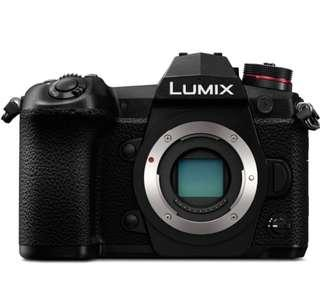 Panasonic Lumix G9 body + AEON VOUCHER RM500