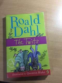 🚚 Roald Dahl