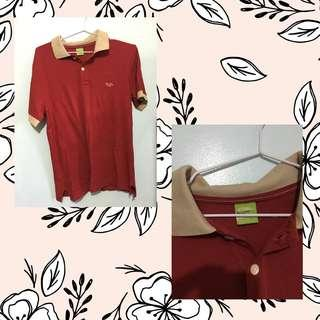 Hollister Red Polo