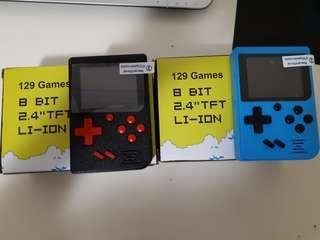 Video Game Console Built In 129 Games
