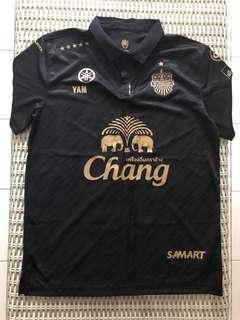 Warrix 💯% Authentic black Buriram United jersey for SGD$12 (size L)