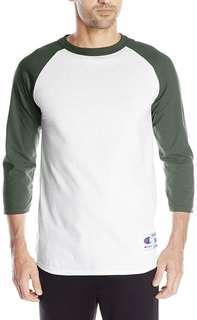 a9bde18e888e Champion men s raglan baseball T-shirt