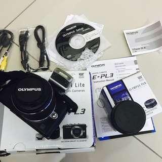 nego-OLYMPUS camera E-PL3
