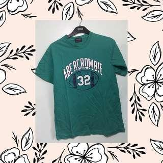 Abercrombie Teal Shirt