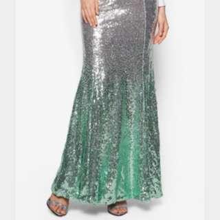 Zalia Sequin Skirt