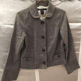 Marc Jacobs 短身薄絨西裝外套