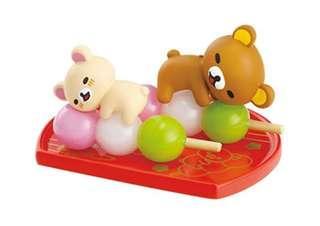 拉拉熊盒玩①