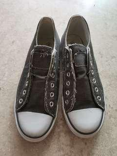 Canvas Shoes (Slip Ons)