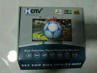 HDTV DVB-T2