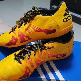 detailed look a1257 d9399 Adidas Street Soccer Shoe, US Size 10, Good Condition As Seen. Seldom Use