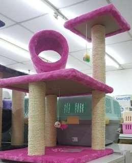 PROMO☆ AWESOME PINKY CAT CONDO 2019.