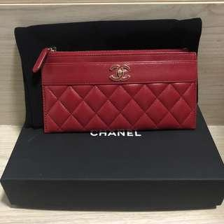 Chanel Flat Pouch/Wallet