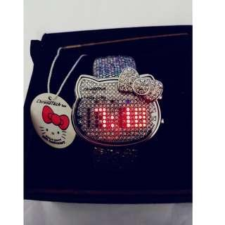 JAM KITTY OROLOGIO CHRONOTECH DONNA HELLO KITTY CT.7104L/02