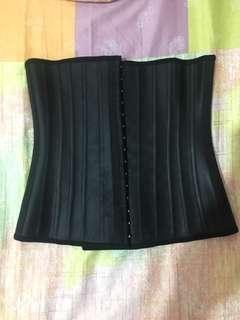 waist trainer latex 25 steel boned