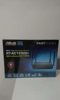 (Brand New Sealed) Asus Dual Band Router RT-AC1200G+