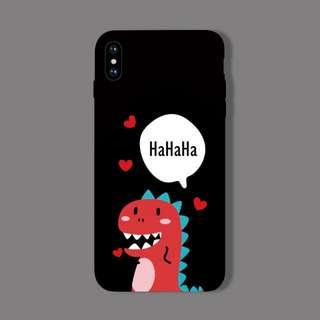 Dinosaur Love Laughter iPhone/Huawei/Oppo/Samsung Case