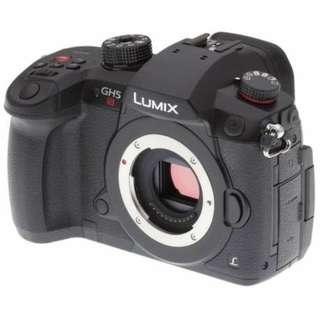 Panasonic Lumix GH5s body only + 64GB 4K card + bag