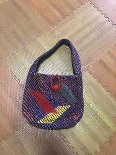 🚚 拼布手提包