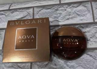 Authentic Tester BVLGARI Aqua Amara