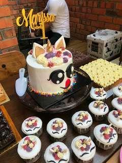 Cakes/Desserts /Cheese Tart /Cookies