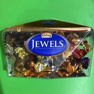 Galaxy Jewels Assorted Chocolate Mix 400g
