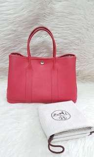 Hermes GP 30 Bougenville Negonda Leather #P