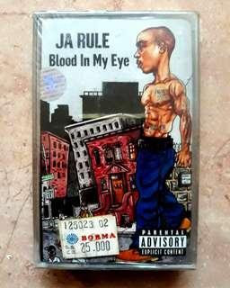 Kaset Pita Ja Rule - Blood In My Eye 📼 Baru/New/Sealed