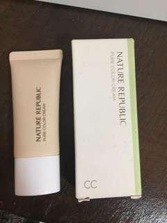 Nature republic pure cc cream