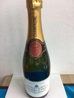 🍾 Aubert ET Fils NV Brut Champagne 750ml