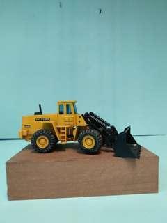 Excavator Truck Cast metal model.