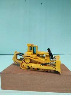 Excavator Truck Model (alloy metal cast)
