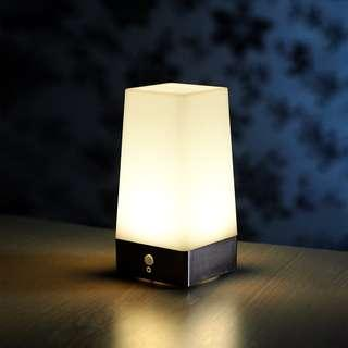 Motion Sensor Table LED Lamp