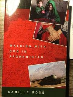 """Spritual Book """" Walking with God in Afghanistan """" Story of a Missionary"""