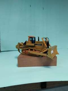 Model Excavator Truck. (alloy metal cast)