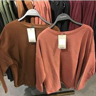 SWEATER BASIC PULL&B3AR