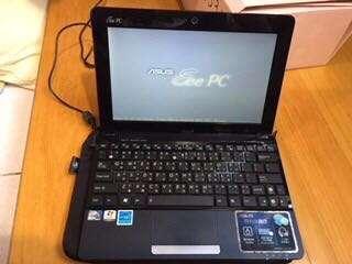 Asus eeepc1015小筆電9成新開賣了