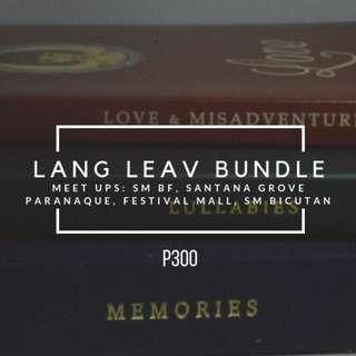 Lang Leav Bundle