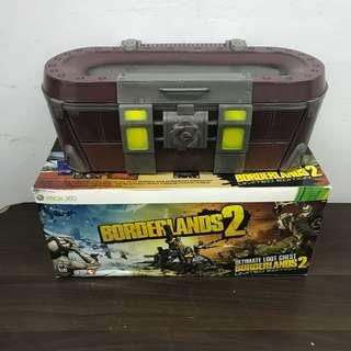 Borderlands2 Ultimate Loot Chest limited edition (only box)