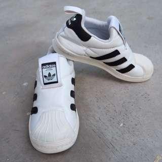 💯Original Adidas Superstar for Boys 19cm