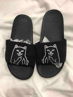 Rip n dip slipper