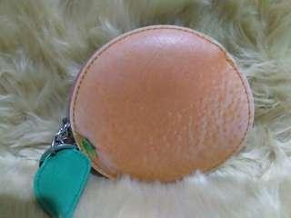 Orqnge Coin purse