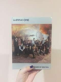 WTS Wanna One POD unsealed album
