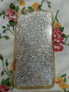 Iphone 6plus 6splus glitter soft case