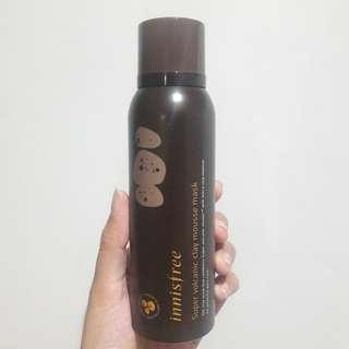 Innisfree Super Volcanic Clay Mousse Mask 100ml